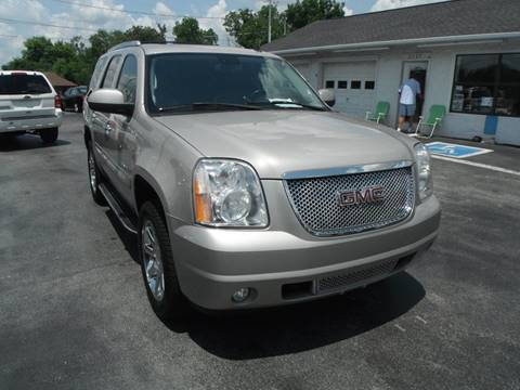 2007 GMC Yukon for sale in Maryville, TN