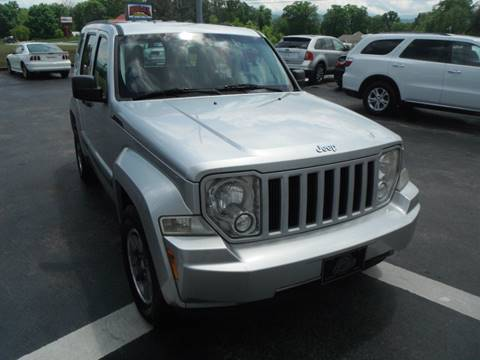 2008 Jeep Liberty for sale in Maryville, TN