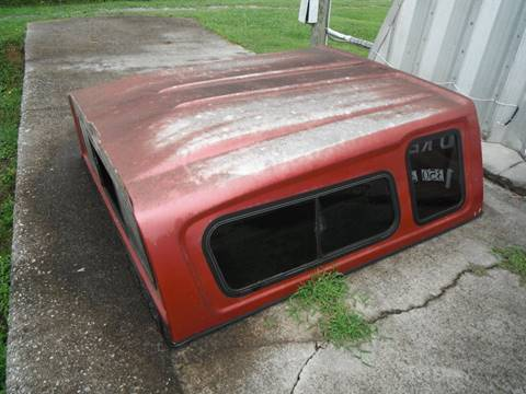 Leer Truck Topper for sale in Maryville, TN