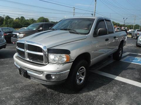 2003 Dodge Ram Pickup 1500 for sale at Morelock Motors INC in Maryville TN