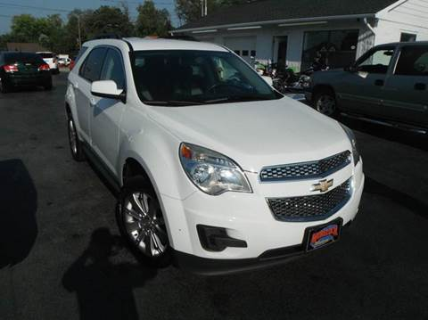 2011 Chevrolet Equinox for sale at Morelock Motors INC in Maryville TN