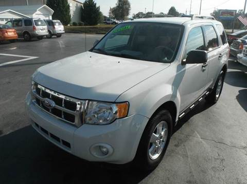 used 2011 ford escape for sale in tennessee. Black Bedroom Furniture Sets. Home Design Ideas
