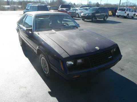 1981 Ford Mustang for sale in Maryville, TN