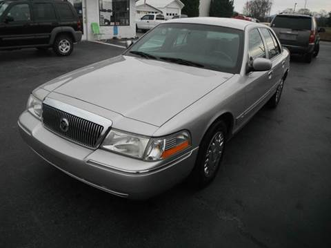2004 Mercury Grand Marquis for sale in Maryville, TN