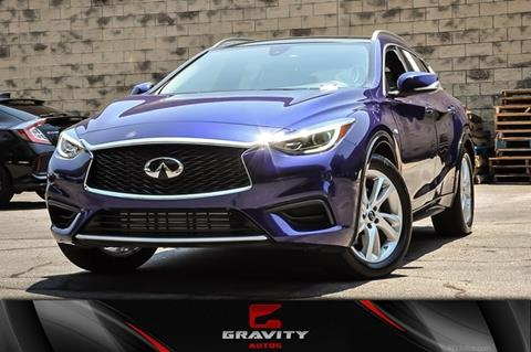 2019 Infiniti QX30 for sale in Roswell, GA