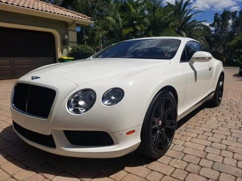 2015 Bentley Continental for sale in Roswell, GA