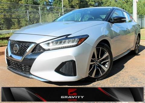 2019 Nissan Maxima for sale in Roswell, GA