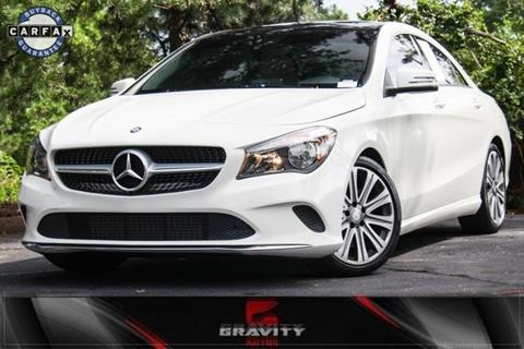 2017 Mercedes-Benz CLA for sale in Roswell, GA