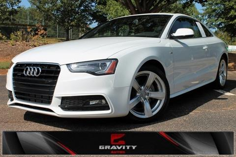 2016 Audi A5 for sale in Roswell, GA