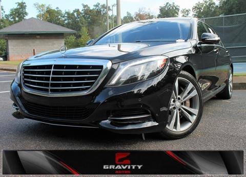 2017 Mercedes-Benz S-Class for sale in Roswell, GA
