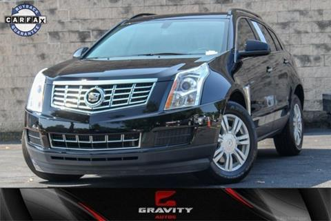 2016 Cadillac SRX for sale in Roswell, GA