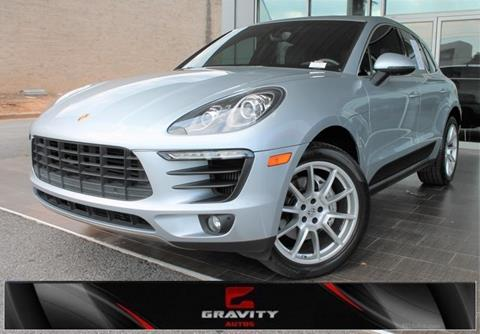 2015 Porsche Macan for sale in Roswell, GA