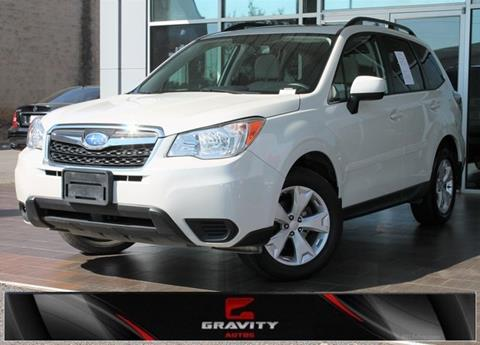 2016 Subaru Forester for sale in Roswell, GA