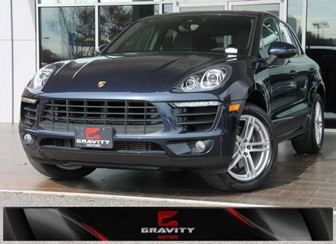 2017 Porsche Macan for sale in Roswell, GA