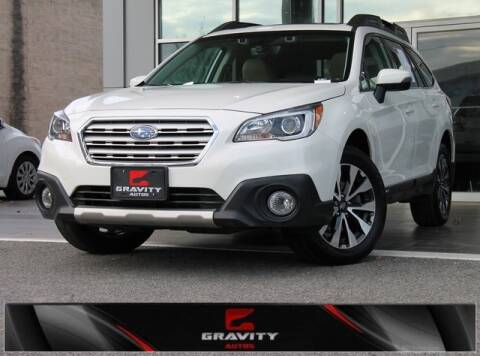 2017 Subaru Outback for sale in Roswell, GA