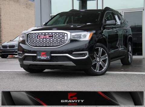 2017 GMC Acadia for sale in Roswell, GA