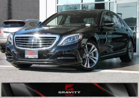 2016 Mercedes-Benz S-Class for sale in Roswell, GA