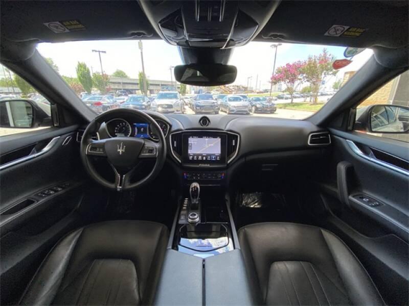 2017 Maserati Ghibli S 4dr Sedan - Roswell GA