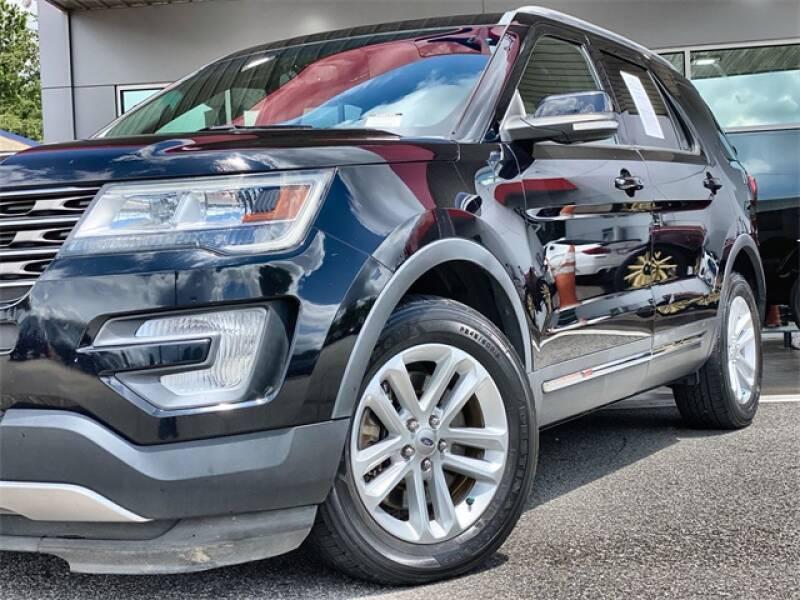 2016 Ford Explorer XLT 4dr SUV - Roswell GA