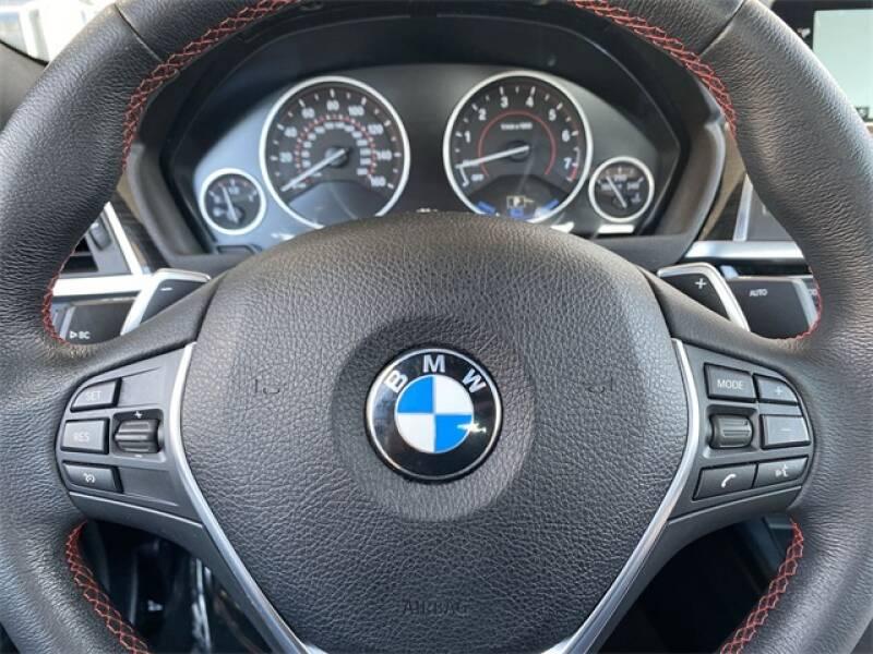 2017 BMW 3 Series 330e iPerformance 4dr Sedan - Roswell GA
