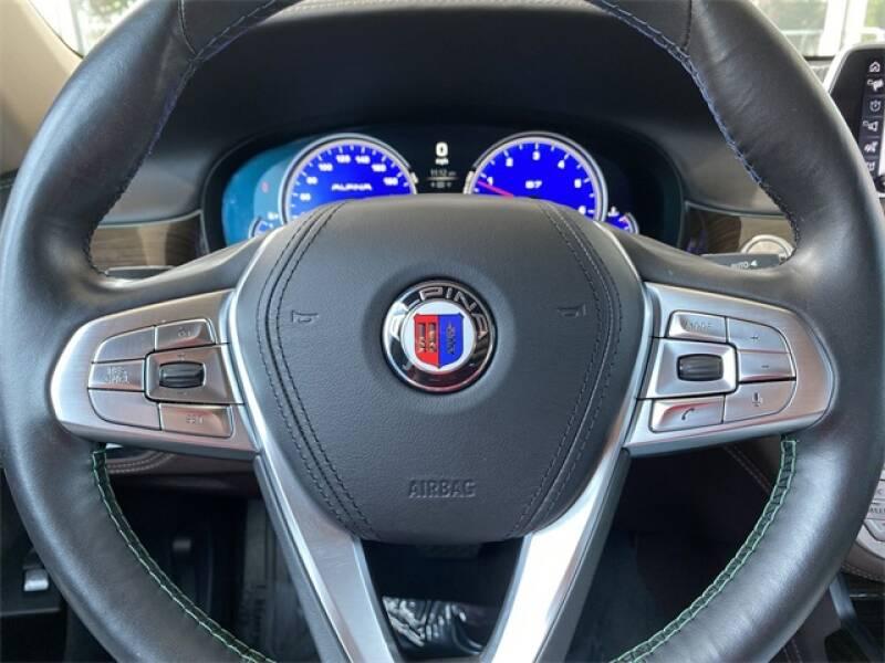 2017 BMW 7 Series AWD ALPINA B7 xDrive 4dr Sedan - Roswell GA