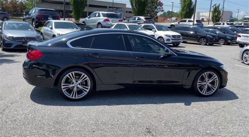 2017 BMW 4 Series 430i Gran Coupe 4dr Sedan - Roswell GA