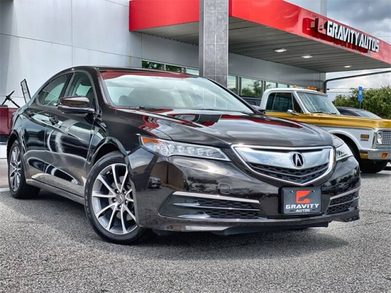 2017 Acura TLX V6 4dr Sedan w/Technology Package - Roswell GA