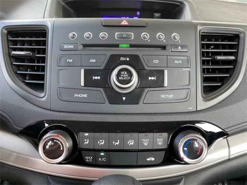 2016 Honda CR-V LX 4dr SUV - Roswell GA