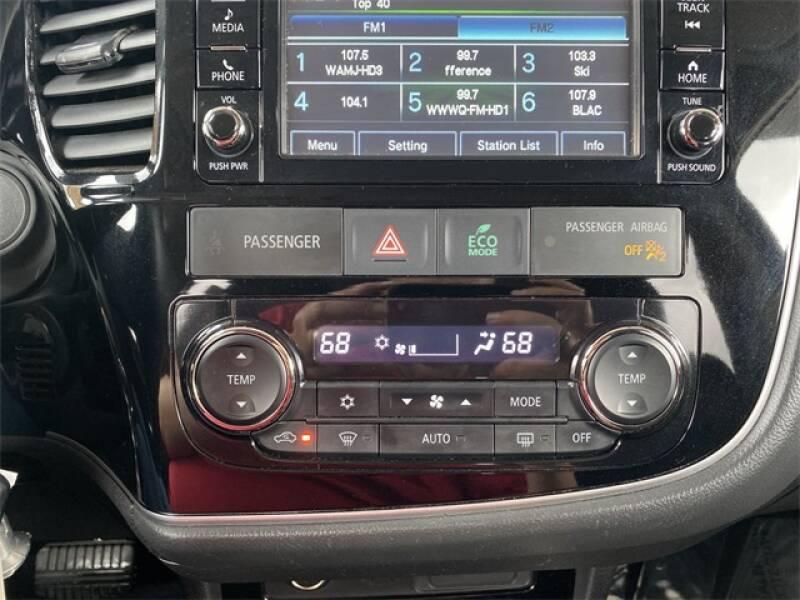 2017 Mitsubishi Outlander AWD ES 4dr SUV - Roswell GA
