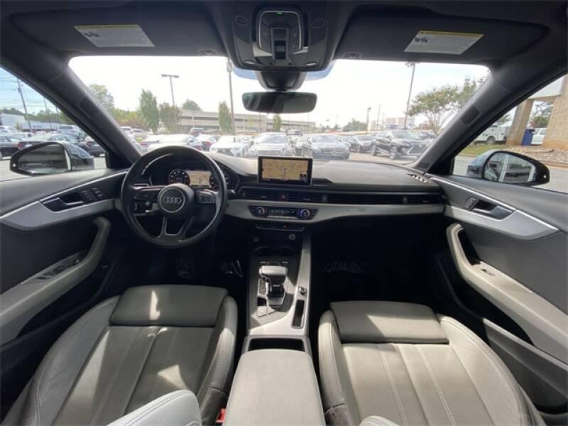 2017 Audi A4 AWD 2.0T quattro Prestige 4dr Sedan 7A - Roswell GA