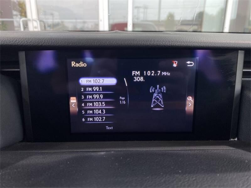 2018 Lexus IS 300 4dr Sedan - Roswell GA