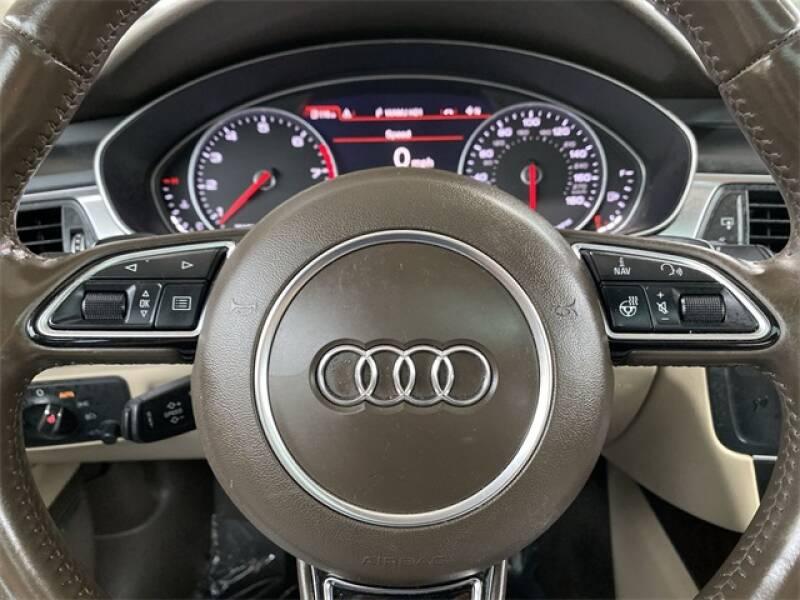2016 Audi A7 AWD 3.0T quattro Premium Plus 4dr Sportback - Roswell GA