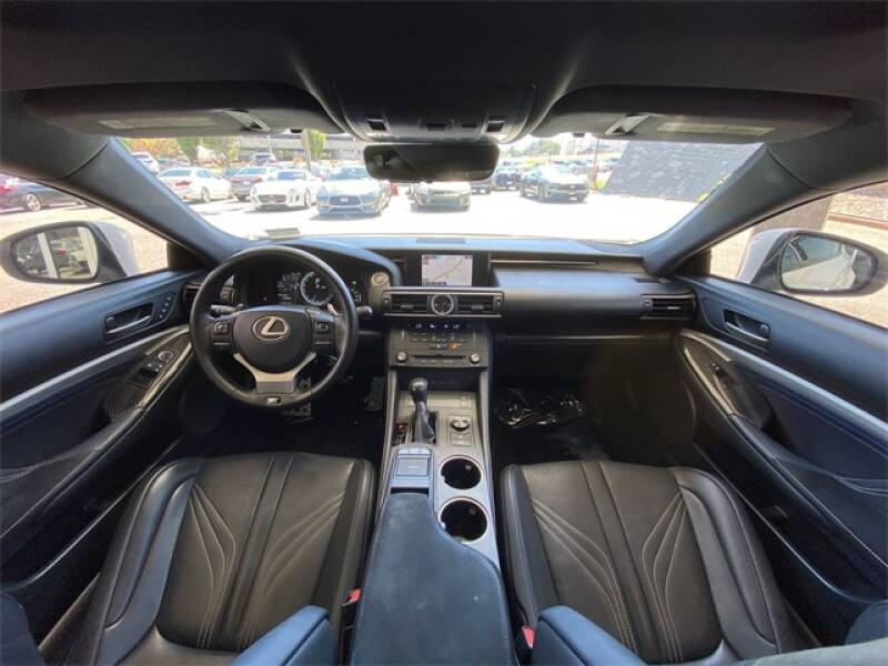 2015 Lexus RC F 2dr Coupe - Roswell GA
