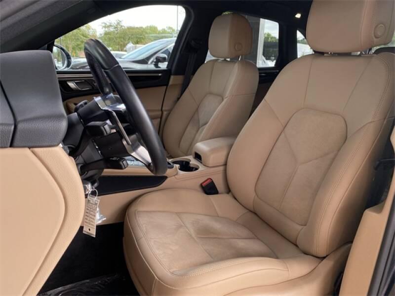 2019 Porsche Macan AWD 4dr SUV - Roswell GA