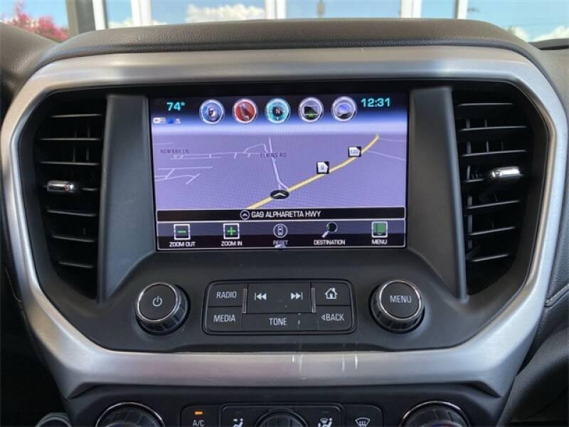 2017 GMC Acadia 4x4 SLT-1 4dr SUV - Roswell GA