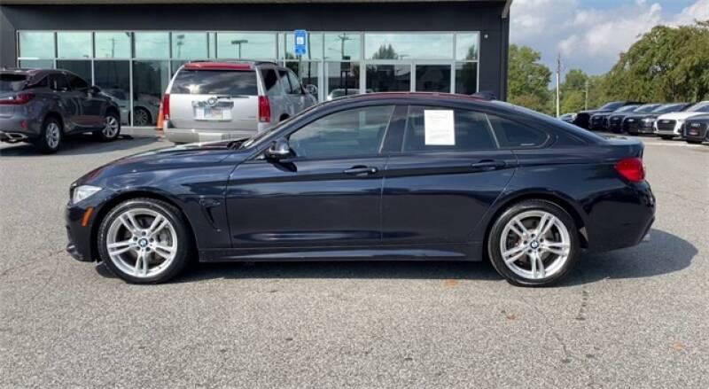 2017 BMW 4 Series AWD 430i xDrive Gran Coupe 4dr Sedan - Roswell GA