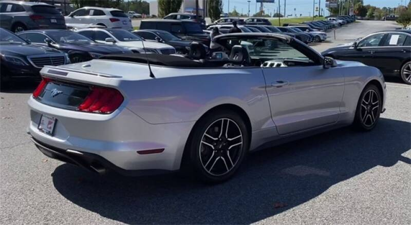 2018 Ford Mustang EcoBoost Premium 2dr Convertible - Roswell GA