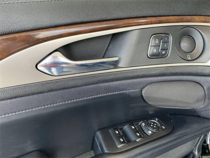 2017 Lincoln MKZ AWD Reserve 4dr Sedan - Roswell GA
