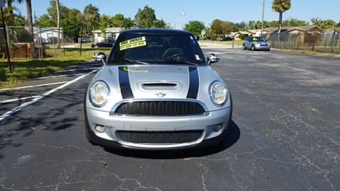 2008 MINI Cooper for sale at Eden Cars Inc in Hollywood FL