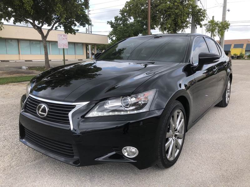 2014 Lexus GS 350 for sale at Eden Cars Inc in Hollywood FL