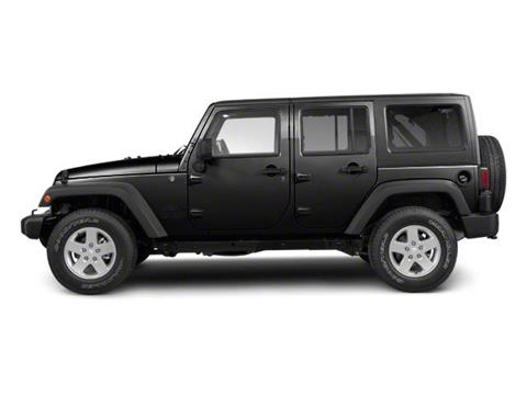 2011 Jeep Wrangler Unlimited for sale in Saint George, UT