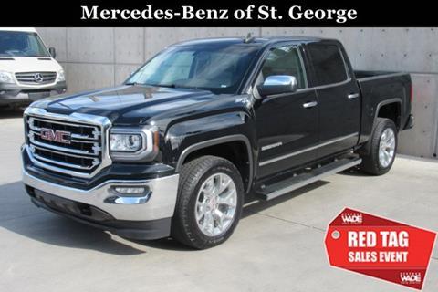 2018 GMC Sierra 1500 for sale in Saint George, UT