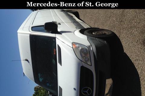 2013 Mercedes-Benz Sprinter Cargo for sale in Saint George, UT