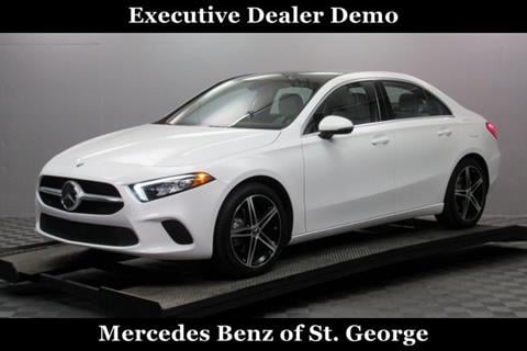2019 Mercedes-Benz A-Class for sale in Saint George, UT