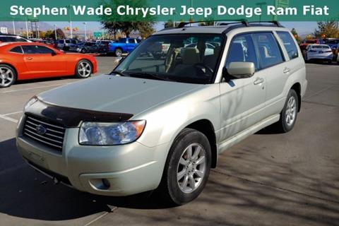 2007 Subaru Forester for sale in Saint George, UT