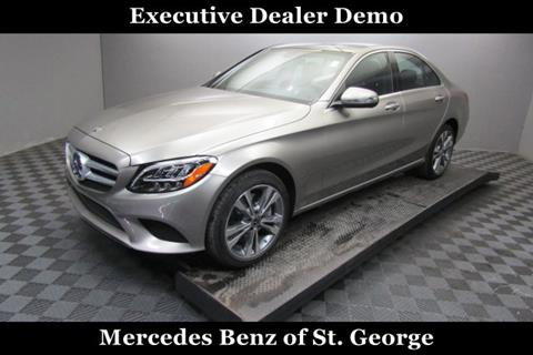 2019 Mercedes-Benz C-Class for sale in Saint George, UT