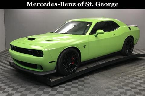2015 Dodge Challenger for sale in Saint George, UT