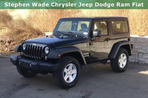 2017 Jeep Wrangler for sale in Saint George, UT