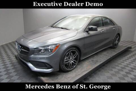 2019 Mercedes-Benz CLA for sale at Stephen Wade Pre-Owned Supercenter in Saint George UT