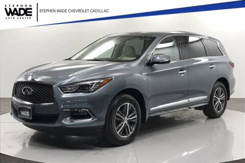 2017 Infiniti QX60 for sale at Stephen Wade Pre-Owned Supercenter in Saint George UT